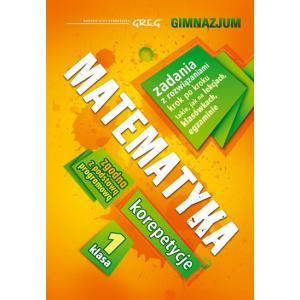 Matematyka - korepetycje - Gimnazjum 1