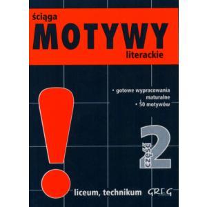 Motywy literackie - ściąga - mini wersja cz. 2