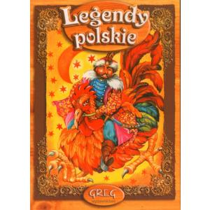 Legendy polskie z opracowaniem oprawa miękka