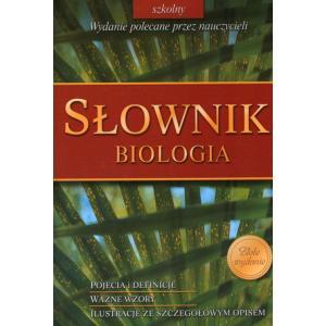 Słownik Szkolny Biologia