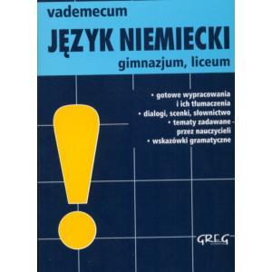 Vademecum język niemiecki - mini wersja