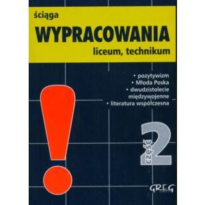 Wypracowania język polski - ściąga - mini wersja cz. 2 OOP