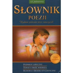 Słownik poezji szkoła podstawowa