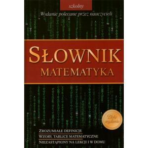 Słownik Szkolny Matematyka