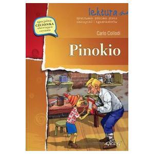 Pinokio z opracowaniem oprawa miękka