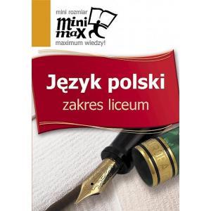 Minimax język polski liceum
