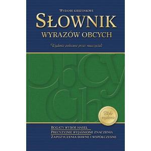 Słownik Wyrazów Obcych. Wydanie Kieszonkowe