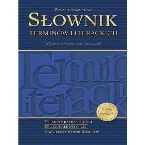 Słownik Terminów Literackich. Wydanie Kieszonkowe
