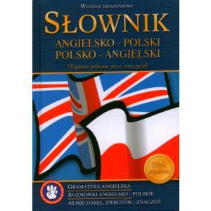 Słownik Angielsko-Polsko-Angielski Kieszonkowy