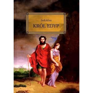 Król Edyp z opracowaniem oprawa twarda