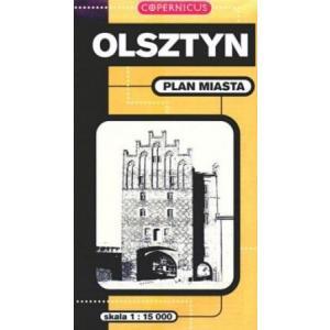 Plan Olsztyn