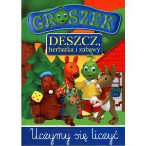 Groszek Deszcz herbatka i zabawy