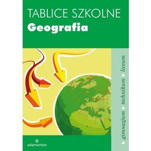 Tablice Szkolne. Geografia