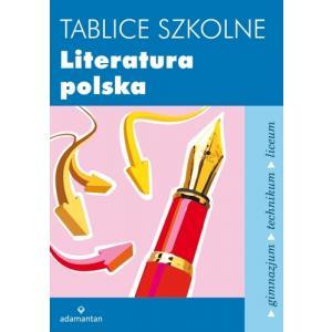 Tablice Szkolne. Literatura Polska
