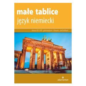 Małe Tablice. Język Niemiecki