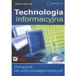 Informatyka Europejczyka Technologia Informacyjna Podręcznik + CD