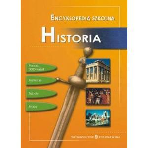 Zs encyklopedia szkolna historia /twarda oprawa/