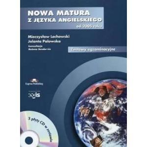 Nowa Matura Język Angielski Zestawy Egzaminacyjne SB + CD