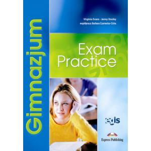 Gimnazjum Exam Practice SB + CD OOP