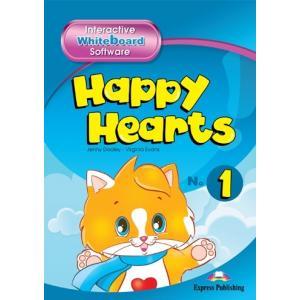 Happy Hearts 1 Interactive Whiteboard Software