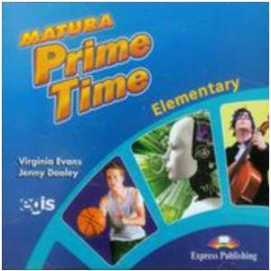Matura Prime Time Elementary. CD do Podręcznika