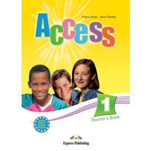 Access 1. Książka Nauczyciela