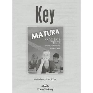 Matura Practice Tests Key