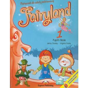 Fairyland 1. Podręcznik + E-book
