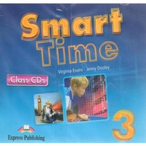 Smart Time 3. CD do Podręcznika