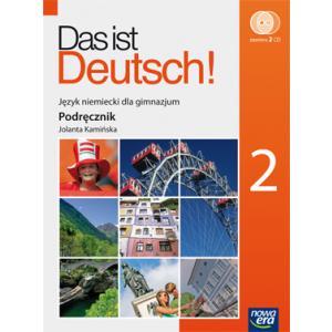 Das ist Deutsch 2 Podręcznik +2CD