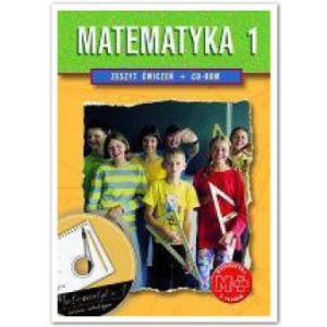 Matematyka Gim 1 Plus Ćwiczenia z CD