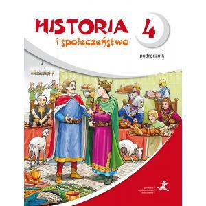 Historia i Społeczeństwo 4. Wehikuł Czasu. Podręcznik Wieloletni + CD. Szkoła Podstawowa