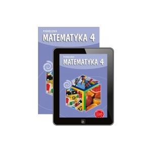 ZxxxMatematyka z plusem SP kl. 4 podręcznik NE