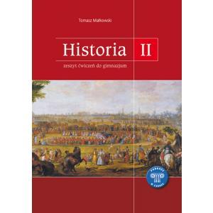 Historia Gimnazjum kl. 2 ćwiczenia wydanie 2010