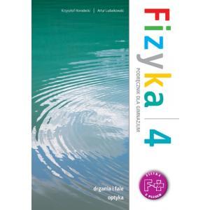 Fizyka z plusem 4 Gimnazjum podręcznik wydanie 2012