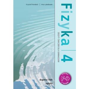 Fizyka z plusem 4 Gimnazjum ćwiczenia wydanie 2012