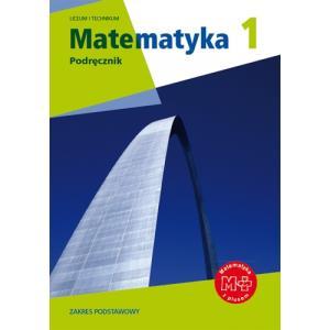 Matematyka z plusem Liceum i Technikum kl. 1 podręcznik zakres podstawowy 2012