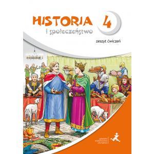 Historia i społeczeństwo 4 Wehikuł czasu. Ćwiczenia