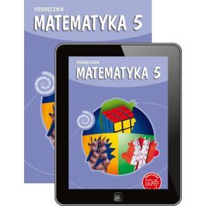 ZxxxMatematyka z plusem SP kl. 5 podręcznik wyd. 2013