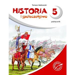 Historia i Społeczeństwo 5. Wehikuł Czasu. Podręcznik + CD. Szkoła Podstawowa