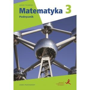 Matematyka z plusem Liceum i Technikum kl. 3 podręcznik zakres podstawowy wyd. 2014