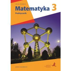 Matematyka z plusem Liceum i Technikum kl. 3 podręcznik zakres rozszerzony wyd. 2015