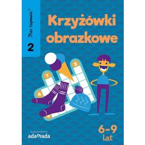 Plac tajemnic 2 Krzyżówki obrazkowe 2 (6-9 lat)