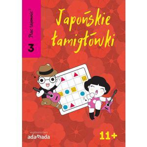 Plac tajemnic 2 Japońskie łamigłówki 3 11+