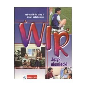 Wir. Język Niemiecki. Podręcznik. Klasa 6. Szkoła Podstawowa