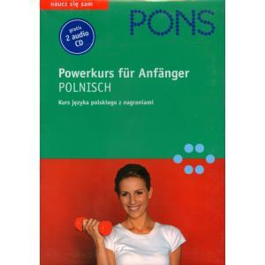 PONS Powerkurs fur Anfanger. Polnisch. Kurs języka polskiego z nagraniami + CD