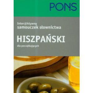 PONS Interaktywne Słownictwo Hiszpańskie dla początkujących