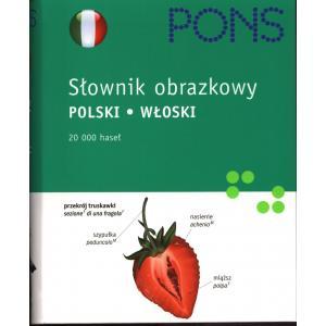 PONS Słownik Obrazkowy Pol-Włoski New OOP