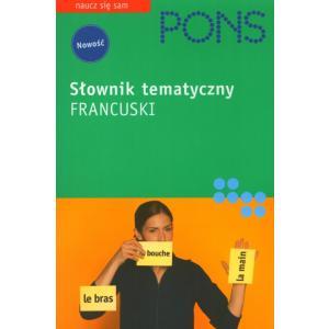 PONS Słownik Tematyczny Francuski