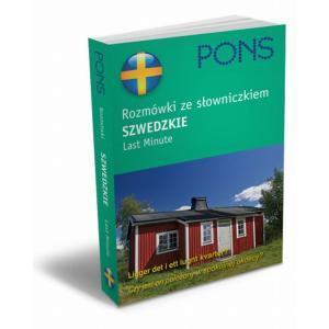 PONS Rozm. ze słowniczkiem LM szwedzkie